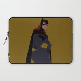 Batgirl Minimalism Laptop Sleeve