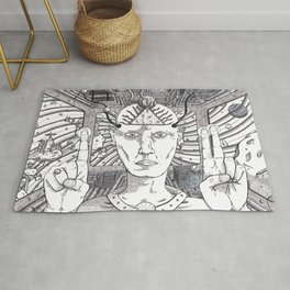The Architect Rug