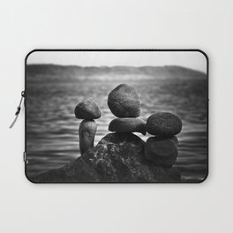 together alone Laptop Sleeve
