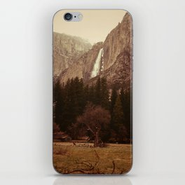 Yosemite 2 iPhone Skin