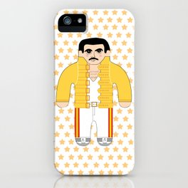 Fred iPhone Case