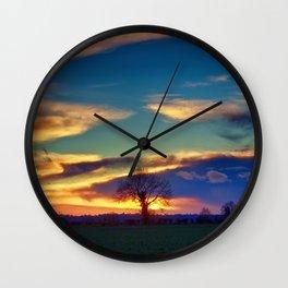 Dream Life Wall Clock