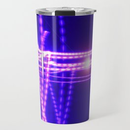 I Am the Light of the World, the Truth Shall Make You Free Travel Mug