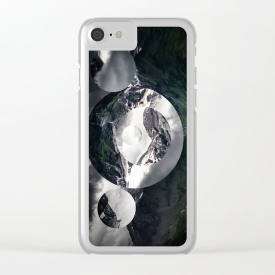 all is one Clear iPhone Case