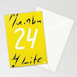 Mamba 4 Life Stationery Cards