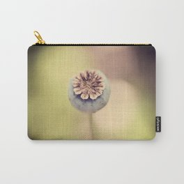 Poppy Pod Carry-All Pouch