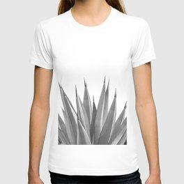 Gray Agave Dream #1 #tropical #decor #art #society6 T-shirt