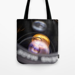 Photo Lense Tote Bag