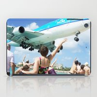 airplane iPad Cases featuring Airplane! by Noah Bolanowski