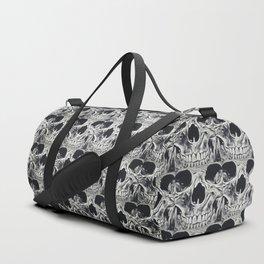 Skull Squares Duffle Bag