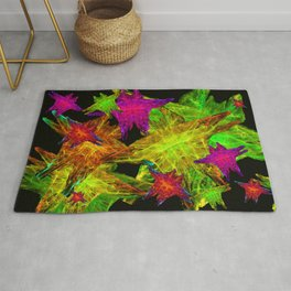 Nightlight Buttefly Cousins Rug