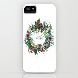 An Aussie Christmas iPhone Case