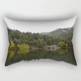 Reflejos de otoño Rectangular Pillow