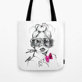#STUKGIRL Penny Tote Bag