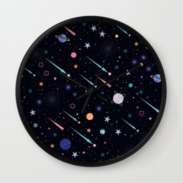 Galactic Wall Clock