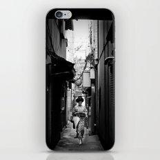 Kiyamachi Geisha, Kyoto iPhone & iPod Skin