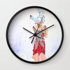 Silvermoon Wall Clock