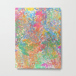 abstract painting 4 Metal Print