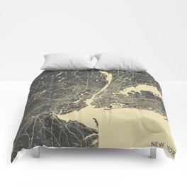 New York #1 Comforters