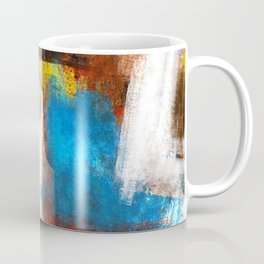 Infinity abstract painting | Abstract Painting Coffee Mug