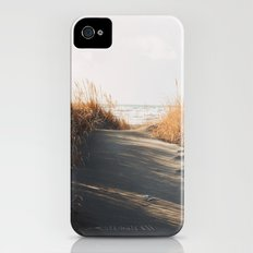 Trail to the beach iPhone (4, 4s) Slim Case
