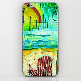 Carrabelle iPhone Skin