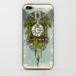 End Of Time iPhone Skin