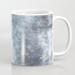 Green Metal Coffee Mug