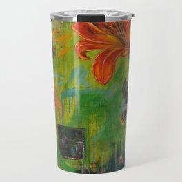 Artistic Wonderland Travel Mug