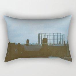 Far East Of London Rectangular Pillow