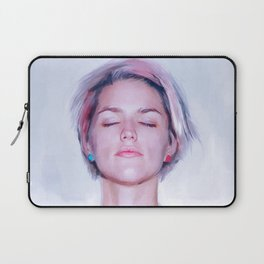The Young Pixie Girl Laptop Sleeve