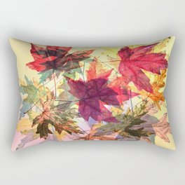 fallen leaves III Rectangular Pillow