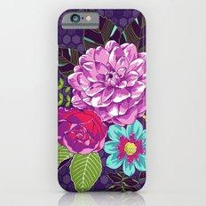 Bloomin' Beauties Violet iPhone 6s Slim Case