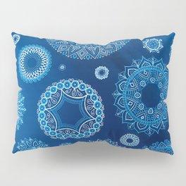 Winter blues Pillow Sham