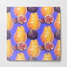 Oh pear! Metal Print