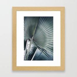 Blue Bismarck #1 Framed Art Print