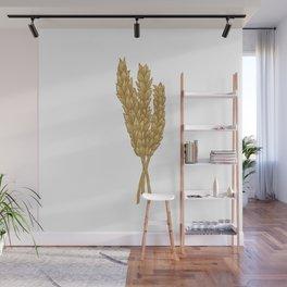 Wheat, Grain, Gluten  Wall Mural