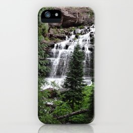 Cascading iPhone Case