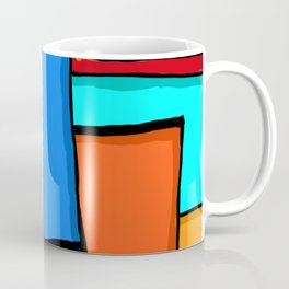 Cargo Ship Containers 11 Coffee Mug