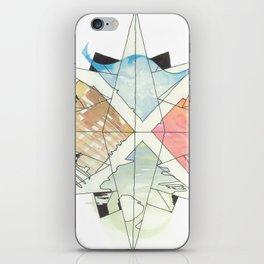 C.O.M.P.A.S.S. No. 9 iPhone Skin