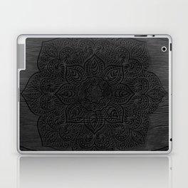 Wood Mandala Laptop & iPad Skin