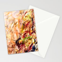 Autumnal Dialog Stationery Cards