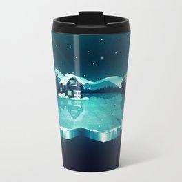 Frozen Magic Travel Mug