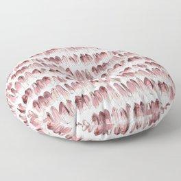 Crystals - Rose Quartz Floor Pillow