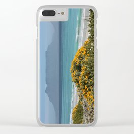southafrica ... table mountain Clear iPhone Case