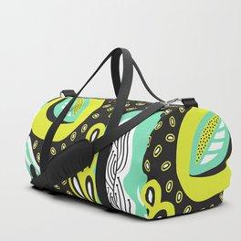 Fresh Raw Juice Planet Duffle Bag