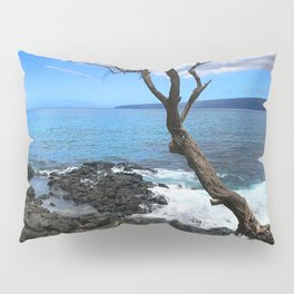 Secret Tropical Cove in Maui, Hawaii Pillow Sham