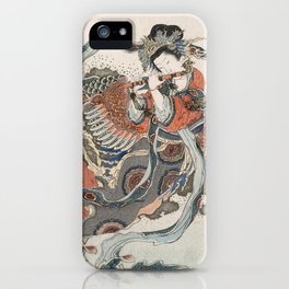 Mystical Bird iPhone Case