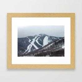 Killington Vermont Framed Art Print