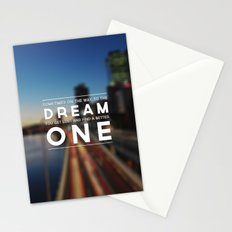 One Dream Stationery Cards